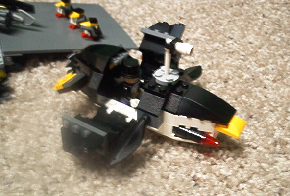 Classic Castle View Topic Review 7783 The Batcave