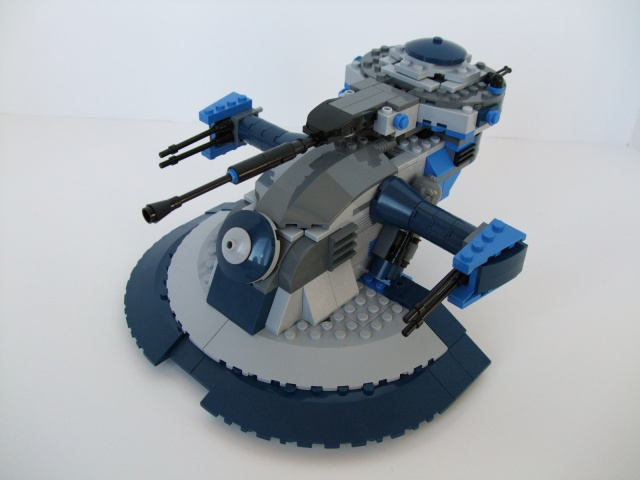 Review: 8018 AAT (Armored Assault Tank) - LEGO Star Wars