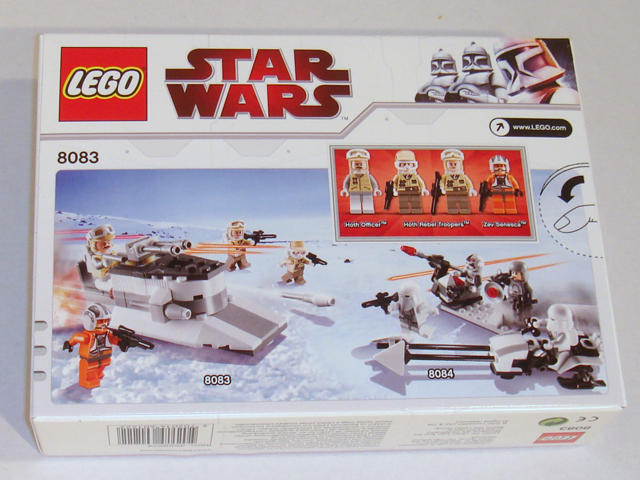 REVIEW: 8083 Rebel Trooper Battle Pack - LEGO Star Wars ...