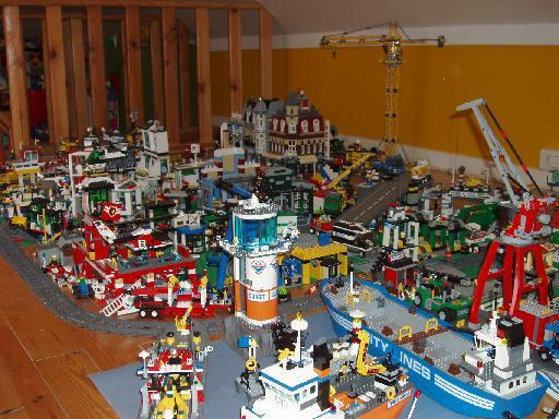 The Lorde's Lego Town - LEGO Town - Eurobricks Forums