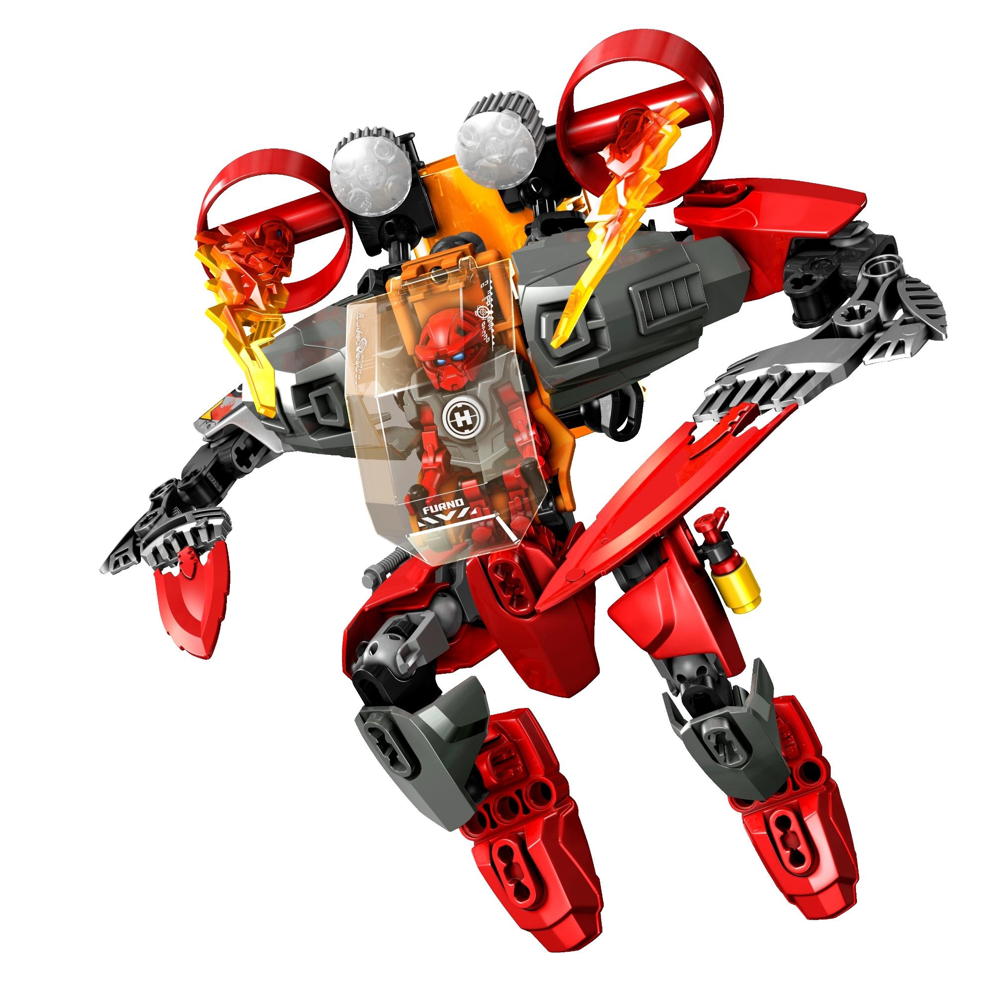 Brickshelf Gallery Hero Factory 44018 Furno Jet Machine