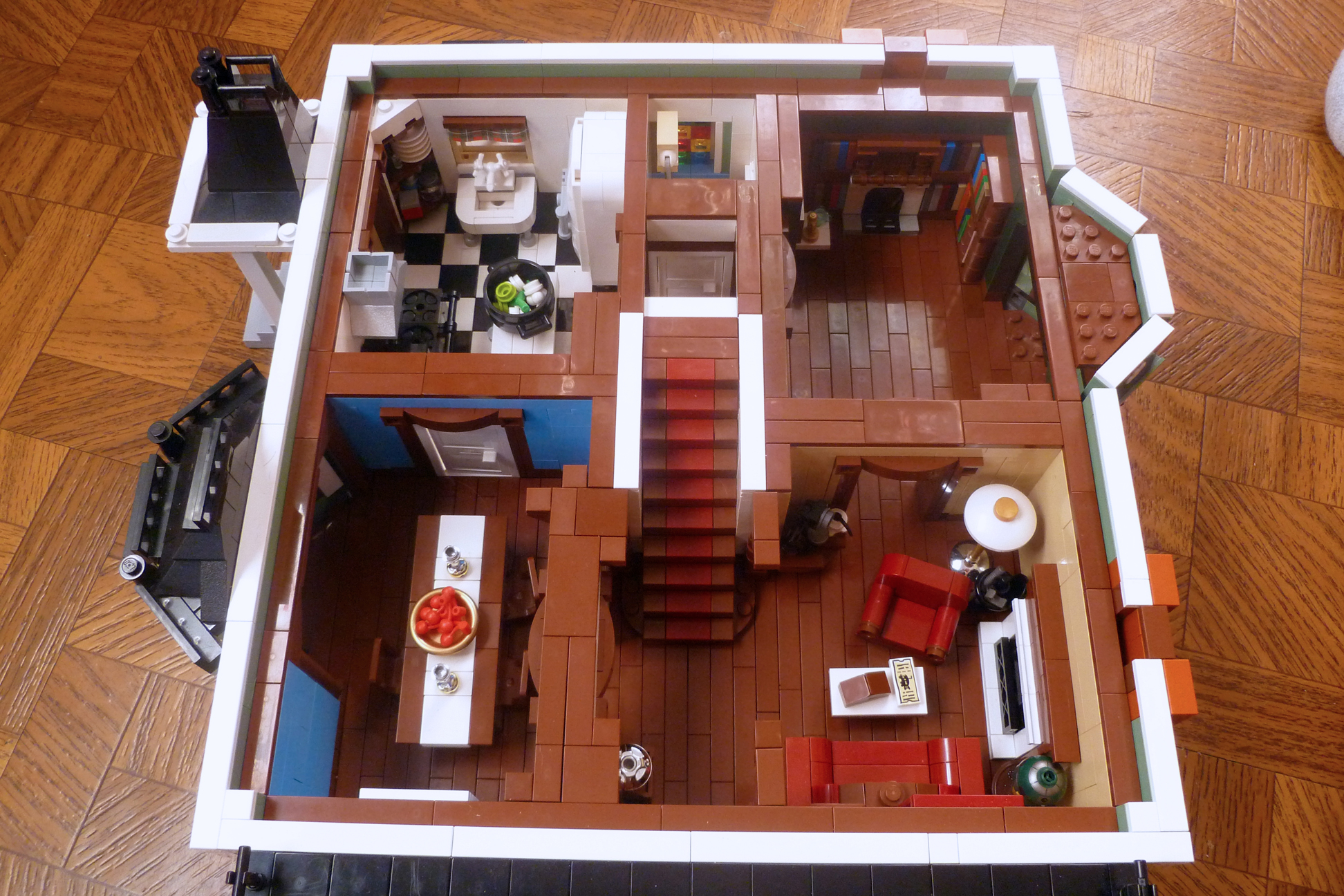 1000 ideas about everything is awesome on pinterest lego movie lego movie quotes and lego quotes - Lego house interior ...