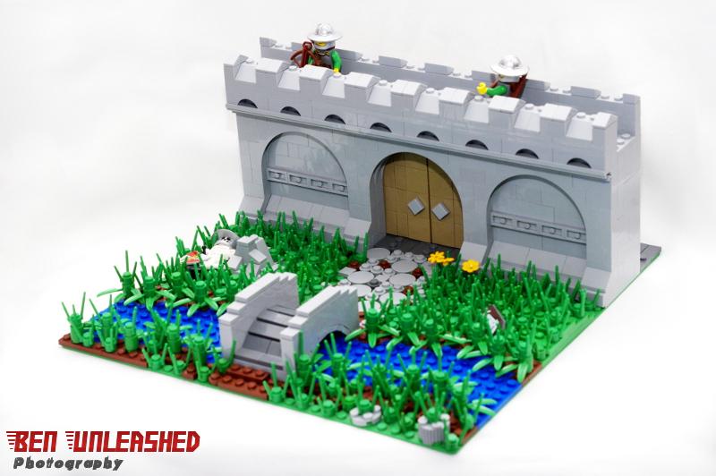 MOC: Castle Wall 00-logo