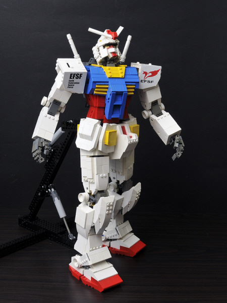 lego gundam instructions pdf