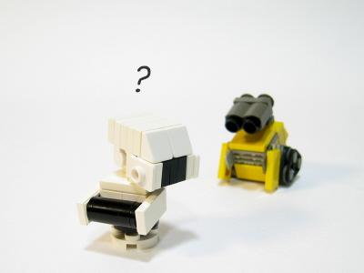 Eva From Walle Lego - Best Wall 2018