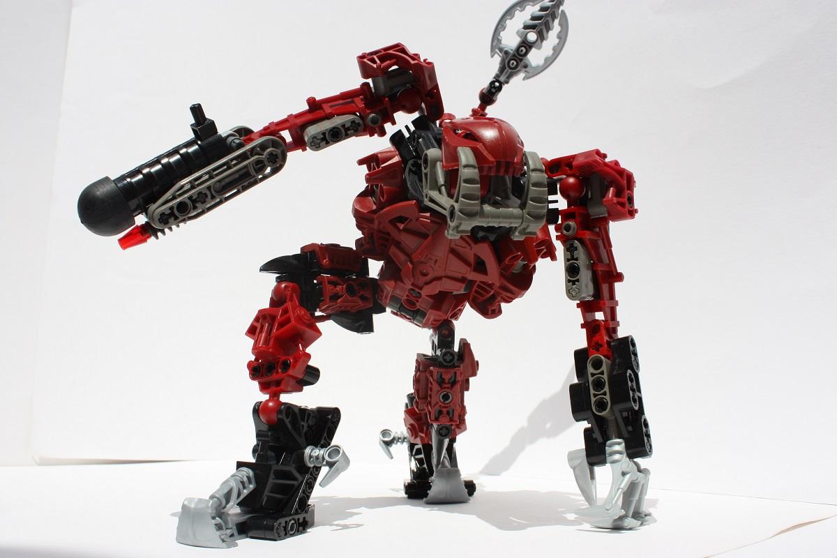 [Refonte] Chasseur de l'Ombre: Tyran T2-23
