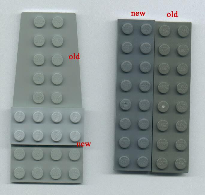 Old And New Grey Colors Image Courtesy Gareth Bowler Via Joe Meno On Lugnet Http News General N 43553