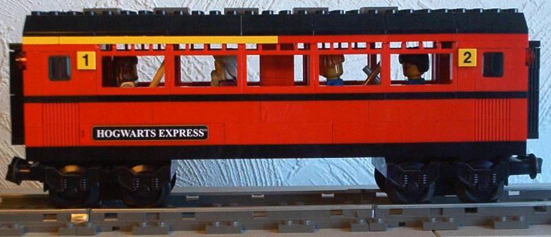 hogwards express 1. class coach LEGO