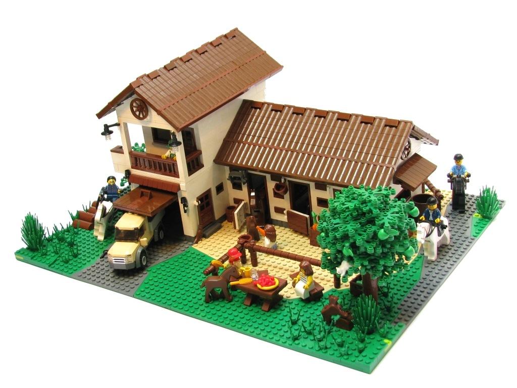 Cool Lego House Spunkycarol