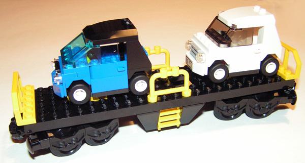 Review 7939 Cargo Train Lego Train Tech Eurobricks Forums