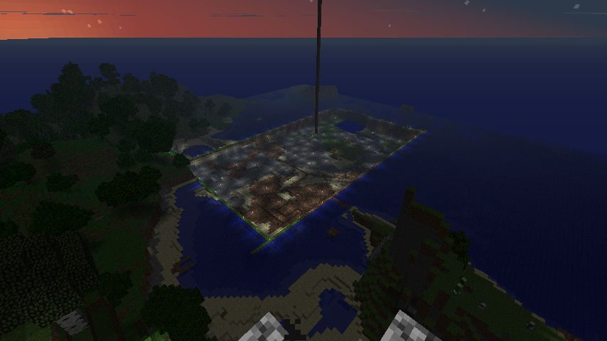 Projet commun. Minecraft-1