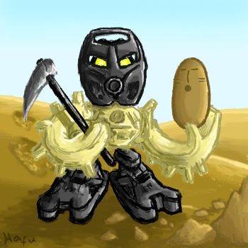 [Perso] Vos personnages Bionicle Préférés Hafu