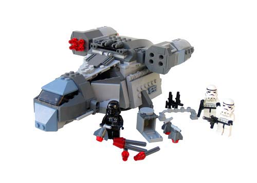 Better pictures of the 2009 Lego Starwars sets. WARNING! Contains SPOILERS!