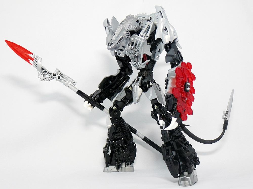 Бионикл своими руками