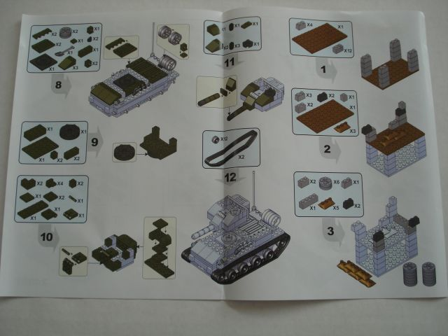 Clone Brand REVIEW: Best-Lock Tank - Community - Eurobricks Forums