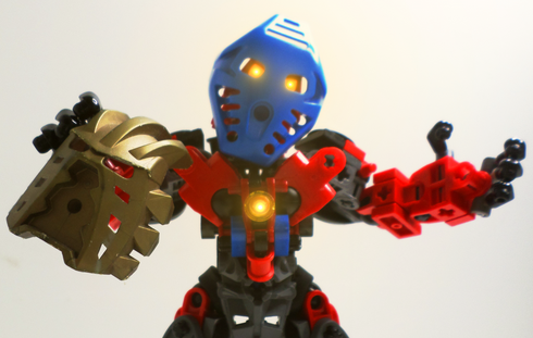bionicle how to build bionicle matoran moc