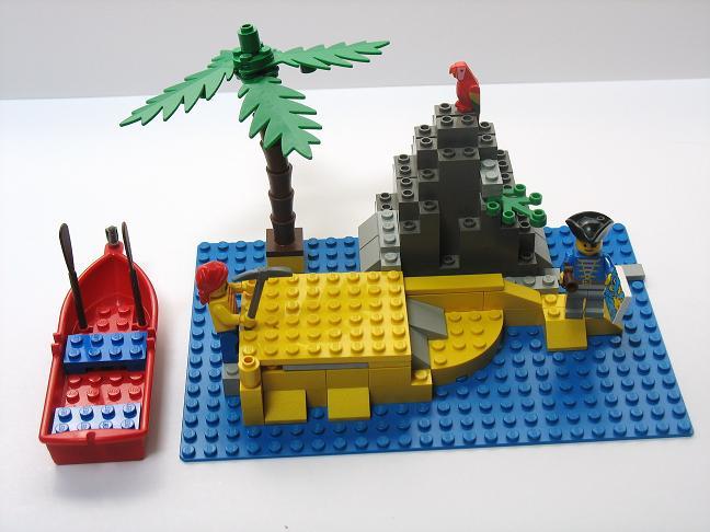 Review 6254 Rocky Reef Lego Pirates Eurobricks Forums