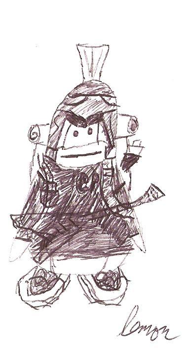 Jediseth's Drawings Acp