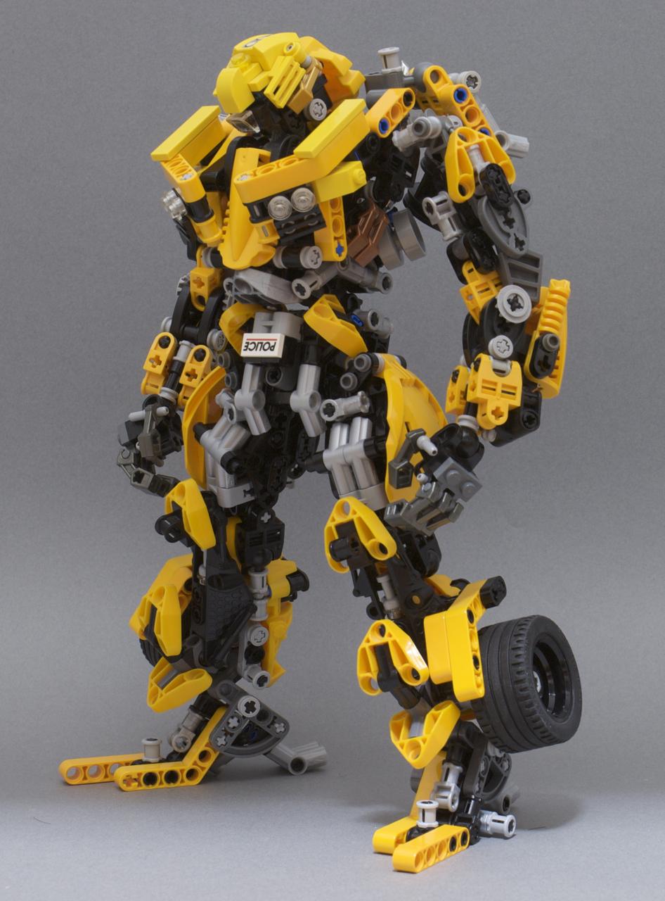 [MOC] Les moc de Johnny-Daï 1