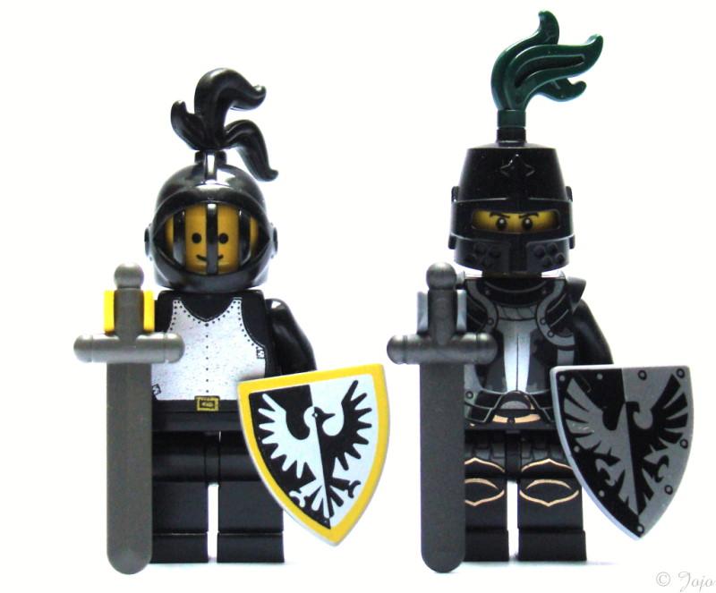 Der Schwarze Ritter Steinwurf Der Watchblog