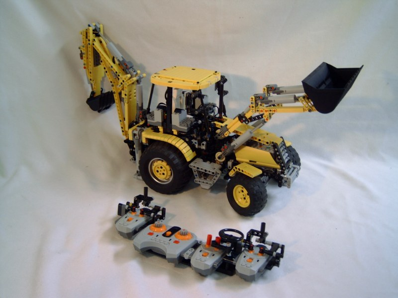 Heavy Machinery Collection Lego Technic And Model Team