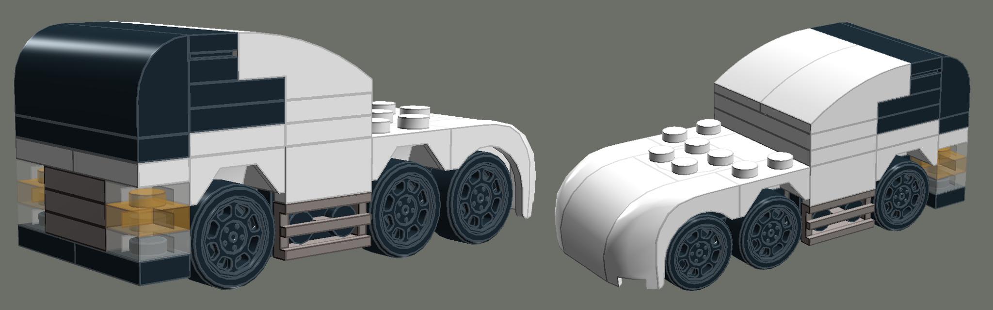 LEGO Concept Truck V1