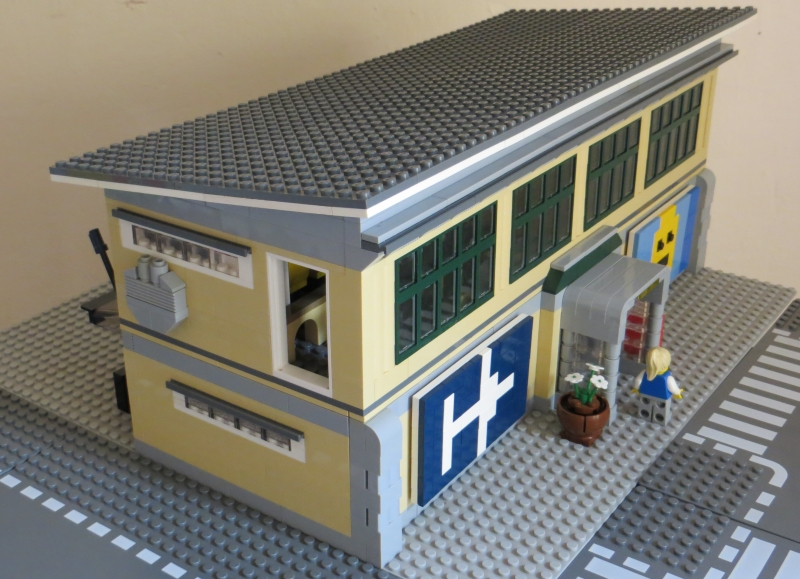 Airport Using Mainly Ge Lego Town Eurobricks Forums