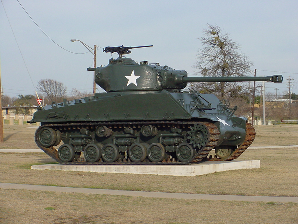 Army Sherman Ta... Ww2 Sherman Tanks For Sale
