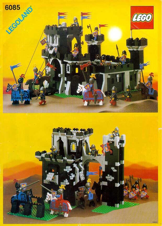 童话城堡简笔画带颜色