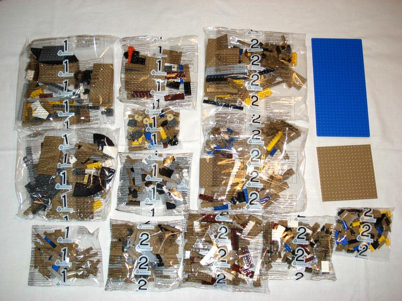 Review 10234 Sydney Opera House Special Lego Themes Eurobricks