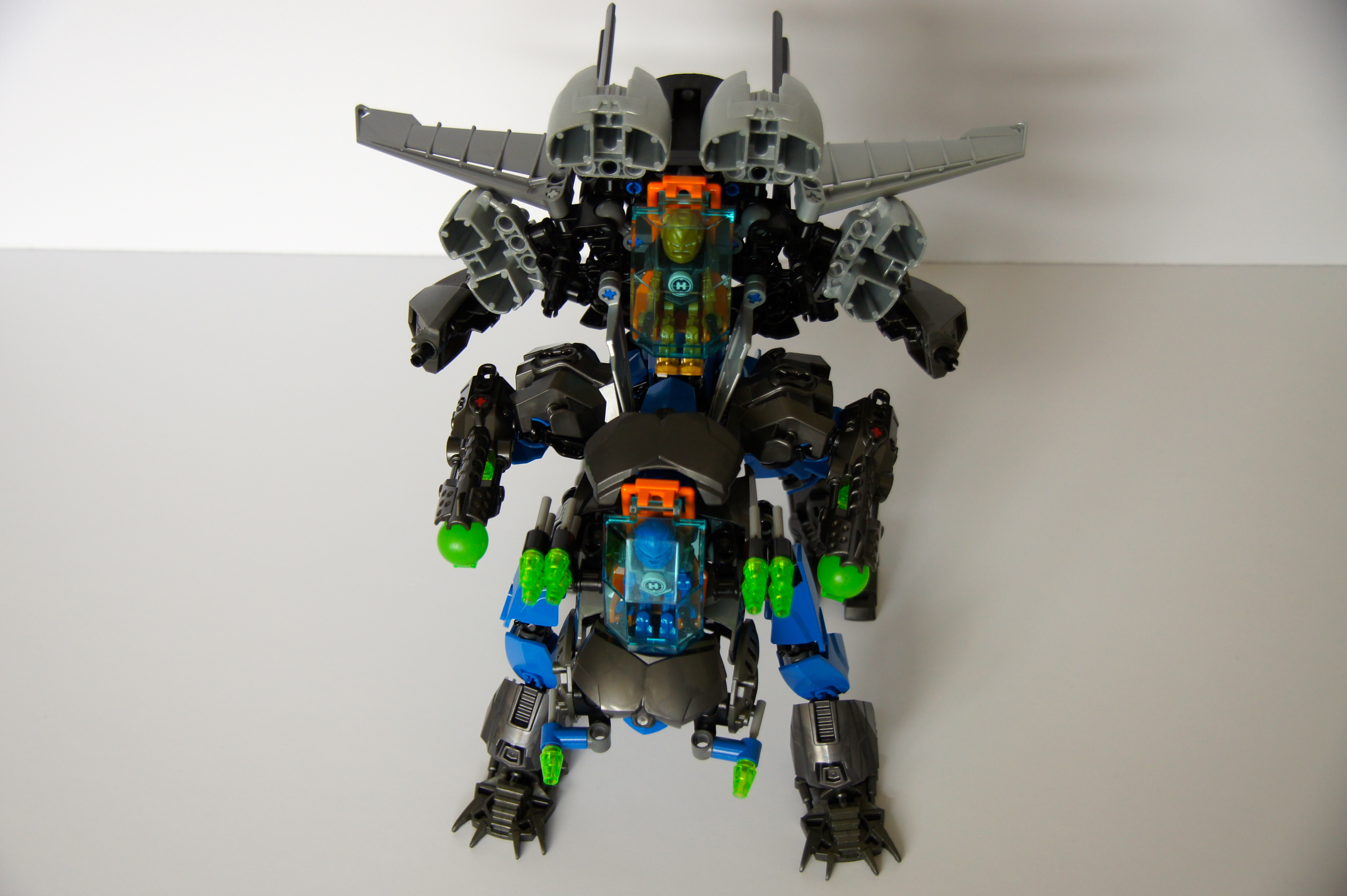 invasion from below revamps mocs bionicle based creations bzpower. Black Bedroom Furniture Sets. Home Design Ideas