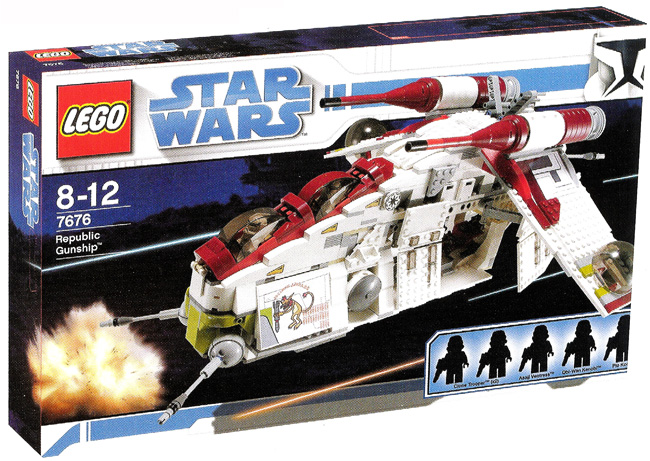 New Star Wars Lego Sets '08 (The Actual Sets) [Archive] - Page 2 ...
