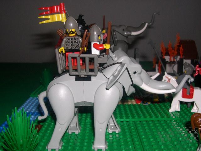 Elefante de Batalha