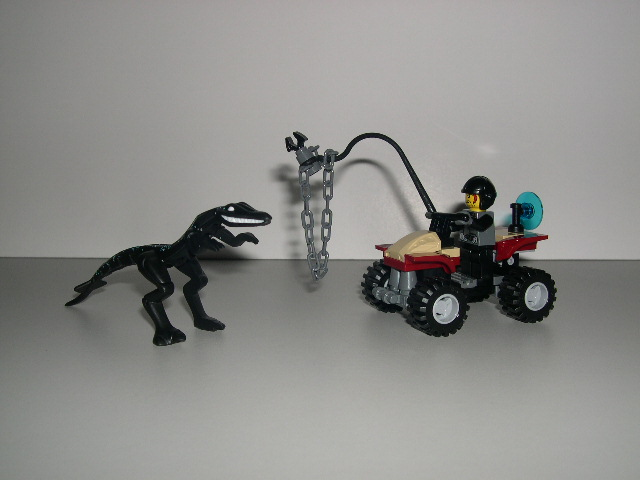 Dino Tractor