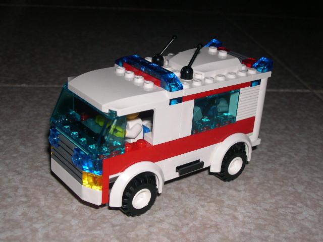 7890 Ambulância