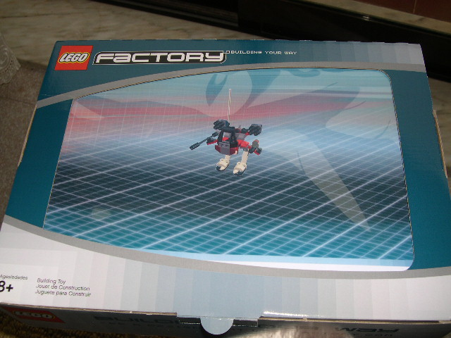 LEGOFactory TLBX Mech03b
