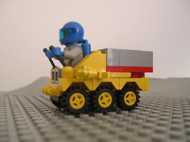 Rover S1 -