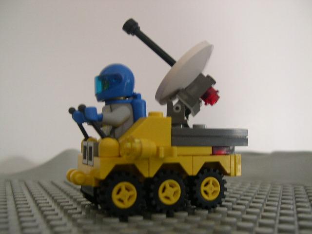 Rover S1 - Comunicações