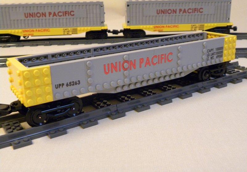 union pacific lego train tech eurobricks forums