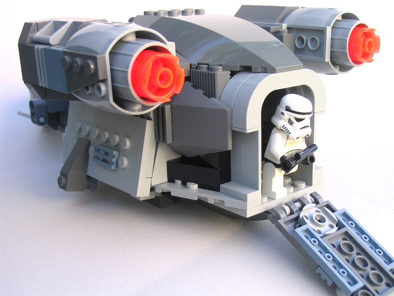 Fbtbforums View Topic Building An Imperial Dropship For Kids