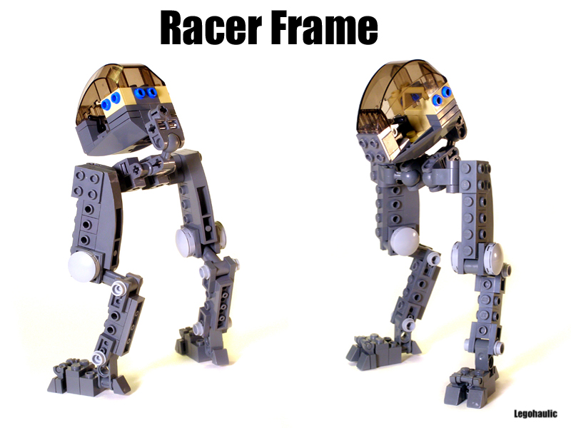 Mech racing the brothers brick the brothers brick