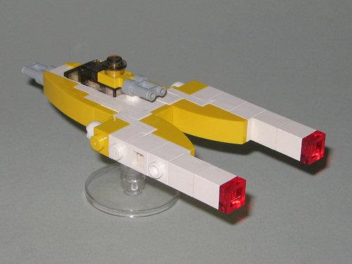 Mini Btl B Y Wing Lego Star Wars Eurobricks Forums