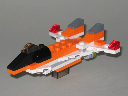 Fly Faster With Creator Set 5762 Mini Plane Special Lego Themes