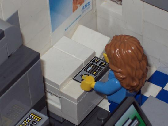 how to use an atm anz