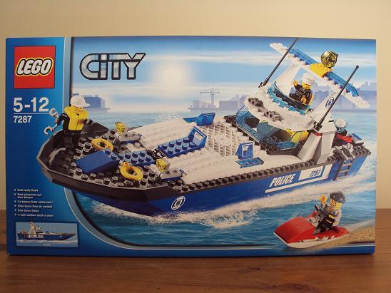 lego police boat 7899 instructions