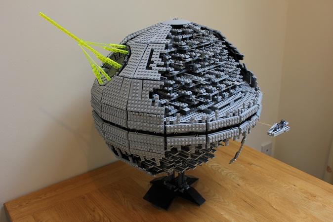 10143 Ucs Death Star Ii Page 3 Lego Star Wars Eurobricks Forums
