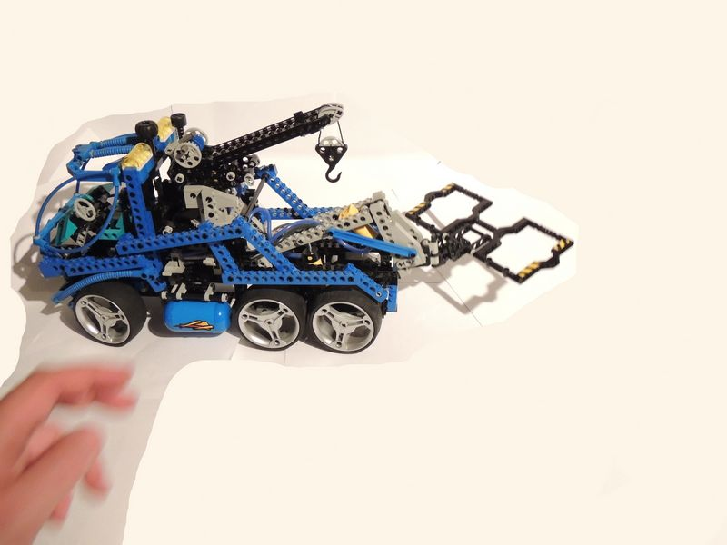 Pictorial Review 8462 Tow Truck Lego Technic And Model