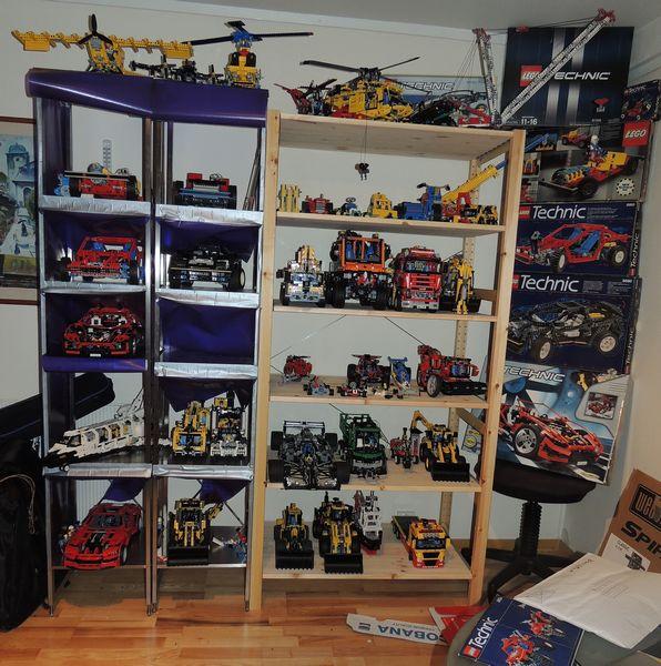 LEGO Crawler Crane Instructions 8288 Technic