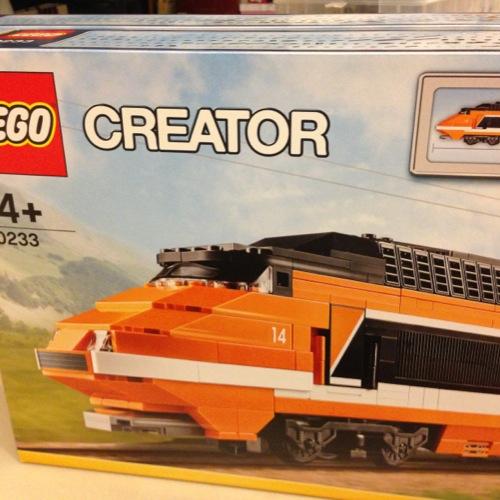 10233 Creator Expert系列 地平線高速火車 Horizon Express