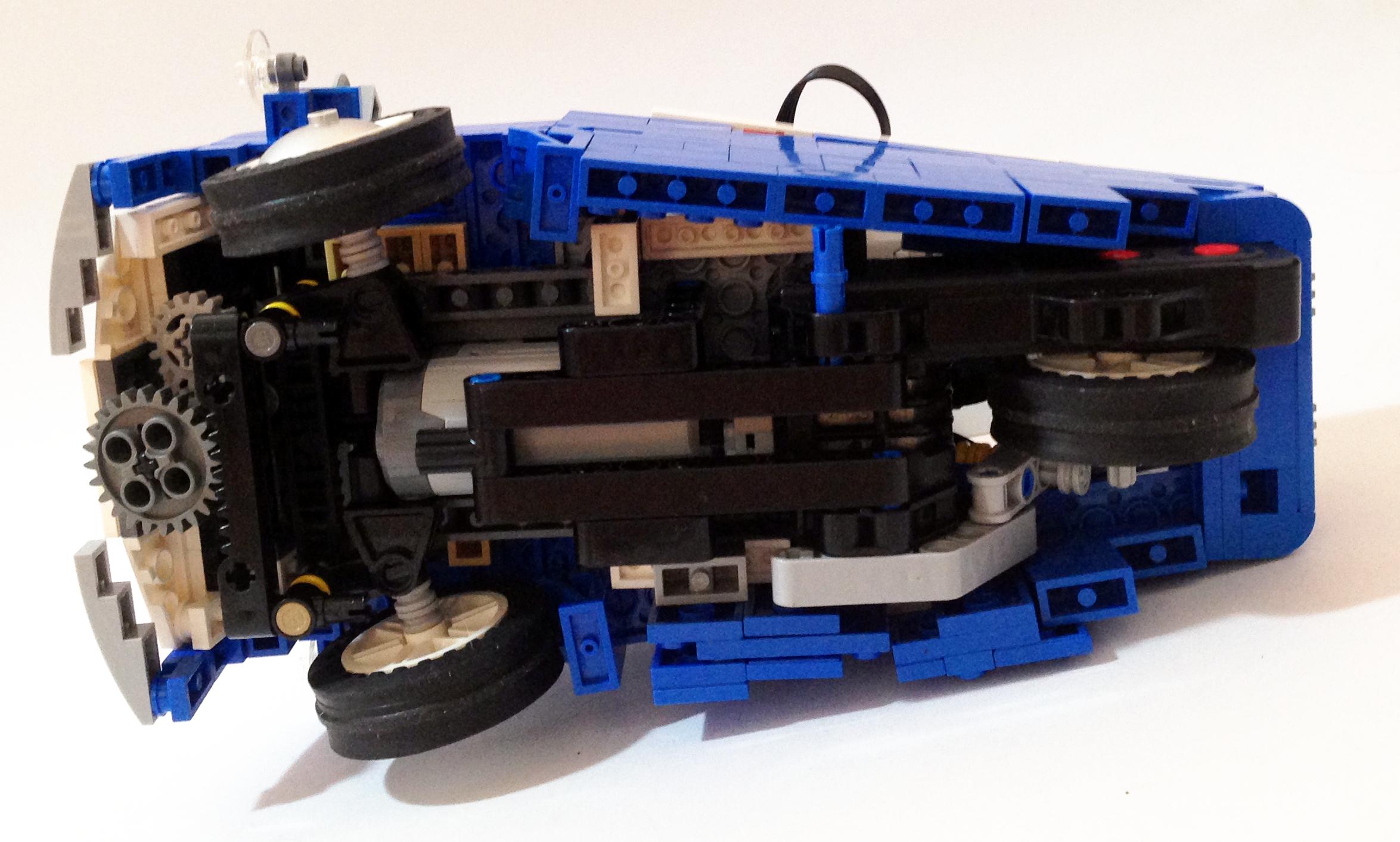 RC BMW Isetta - LEGO Technic and Model Team - Eurobricks Forums